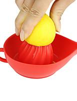 cheap -Kitchen Tools Silicone Fruit & Vegetable Tools Manual Salad Tools / Juicer Lemon / Orange 1pc