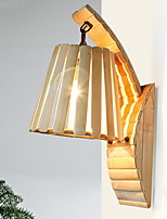 cheap -New Design / Cool Modern / Contemporary Wall Lamps & Sconces Living Room / Bedroom Metal Wall Light 220-240V 40 W / E27