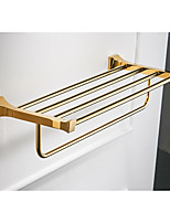 cheap -Towel Bar New Design Modern Brass 1pc - Bathroom Wall Mounted