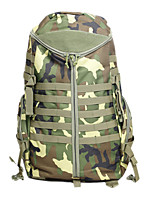 cheap -55 L Hiking Backpack - Quick Dry, Wearable Outdoor Hiking, Camping Nylon Black, Army Green, Khaki