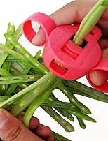 Недорогие -Кухонные принадлежности Нержавеющая сталь Инструкция / Многофункциональный Формы для нарезки Для приготовления пищи Посуда / боб 1шт
