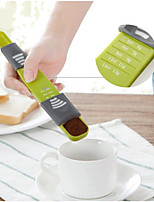cheap -Kitchen Tools Plastic Kitchen Tools Accessories Measure Measuring Tool Everyday Use 1pc