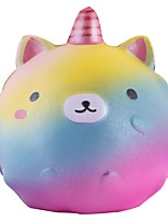 cheap -LT.Squishies Squeeze Toy / Sensory Toy / Stress Reliever Unicorn Stress and Anxiety Relief / Decompression Toys 1 pcs Children's All Gift