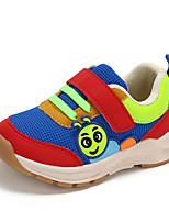cheap -Girls' Shoes Mesh / PU(Polyurethane) Spring & Summer Comfort Athletic Shoes Walking Shoes for Kids Red / Blue / Pink