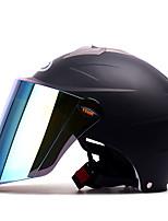Недорогие -YEMA 327 Каска Взрослые Универсальные Мотоциклистам Защита от удара / Защита от ультрафиолета / Защита от ветра