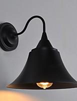 Недорогие -Антибликовая Деревенский стиль Настенные светильники Гостиная Металл настенный светильник 220-240Вольт 40 W / E27