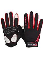 preiswerte -ZOLI Vollfinger Unisex Motorrad-Handschuhe Stoff Rasche Trocknung / Atmungsaktiv / Touchscreen