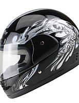 Недорогие -SENHU S168 Интеграл Взрослые Универсальные Мотоциклистам Противо-туманное покрытие / Скорость / Ударопрочный
