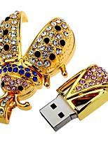 abordables -Ants 8Go clé USB disque usb USB 2.0 Métal Adorable