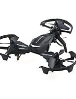 baratos -RC Drone JJRC NH011 RTF 4CH 6 Eixos 2.4G Quadcópero com CR Retorno Com 1 Botão / Vôo Invertido 360° Quadcóptero RC / Controle Remoto / 1 Cabo USB