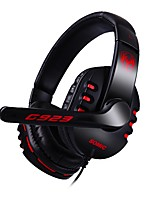 cheap -Somic G923 Headband pc Headphones Earphone Plastic Shell Gaming Earphone Creative / Cool Headset