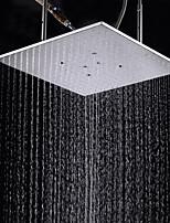 Недорогие -Современный Дождевая лейка Хром Особенность - Дождевая лейка / Новый дизайн, Душевая головка