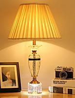 abordables -Traditionnel / Classique Décorative Lampe de Table Pour Salle de séjour / Chambre à coucher Verre 220-240V