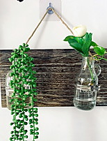 cheap -1pc Wood / Glass Simple Style / European StyleforHome Decoration, Home Decorations Gifts