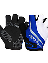 cheap -ZOLI Half-finger Unisex Motorcycle Gloves Polyster Lightweight / Trainer / Breathable