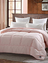 cheap -Comfortable - 1pc Bedspread Spring / Fall Polyester Solid Colored