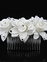 "cheap -Pins Hair Accessories Rhinestones Wigs Accessories Women's 1pcs pcs 4 1/3"" (11 cm) cm Daily Wear Headpieces Adorable"