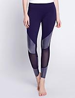 preiswerte -Damen Alltag Grundlegend Legging - Solide Mittlere Taillenlinie