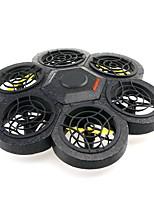 baratos -RC Drone JJRC NH012 RTF 6 Eixos 2.4G Quadcópero com CR Quadcóptero RC / Controle Remoto / 1 Bateria Por Drone