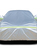 abordables -Cobertura completa Cubiertas de coche Piel Reflexivo For Hyundai Verna Todos los Años For Todas las Temporadas