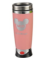 cheap -Drinkware Stainless Steel Tumbler Heat-Insulated 1 pcs