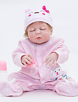 cheap -FeelWind Reborn Doll Baby Girl 22 inch Full Body Silicone - lifelike Kid's Girls' Gift