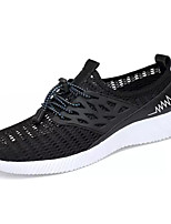 cheap -Men's PU(Polyurethane) Summer Comfort Sneakers Black / Blue