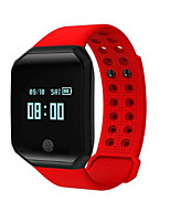 cheap -Smartwatch Z66 for Android 4.3 and above / iOS 7 and above GPS / Touch Screen / Heart Rate Monitor Pedometer / Activity Tracker / Sleep Tracker