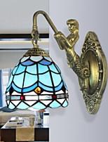 baratos -Antirreflexo Clássica / Vintage Luminárias de parede Metal Luz de parede 220-240V 40 W