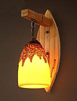 economico -Innovativo Lampade da parete Sala da pranzo / Al Coperto / Negozi / Cafè Metallo Luce a muro IP44 220-240V 40 W
