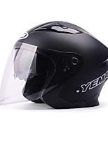 cheap -YEMA 630 Half Helmet Adults Unisex Motorcycle Helmet  Shockproof / Anti-UV / Windproof