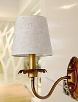 Недорогие -Творчество Модерн Настенные светильники Металл настенный светильник 220-240Вольт 25 W