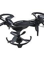 economico -RC Drone JJRC NH011 RTF 4 Canali 6 Asse 2.4G Con videocamera HD 0.3MP 480P Quadricottero Rc Tasto Unico Di Ritorno / Giravolta In Volo A 360 Gradi / L'accesso In Tempo Reale Footage Quadricottero Rc