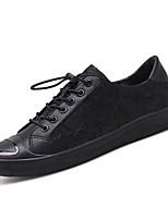 cheap -Men's PU(Polyurethane) Summer Comfort Sneakers Black