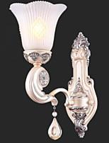 economico -Nuovo design Antico Lampade da parete Salotto / Ingresso Metallo Luce a muro 220-240V 40 W