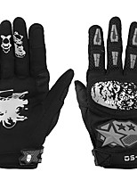 cheap -DUHAN Full Finger Unisex Motorcycle Gloves leatherette Breathable / Wearproof / Non-slip