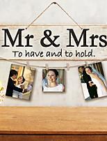abordables -En bois 1 x Petit Sac Cérémonie Décoration - Mariage Mariage