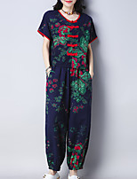 cheap -Women's Shirt - Floral Pant