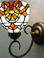 Недорогие -Антибликовая Деревенский стиль Настенные светильники Спальня Металл настенный светильник 220-240Вольт 40 W
