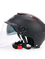 cheap -YOHE YH-365 Half Helmet Adults Unisex Motorcycle Helmet  Simple / Easy dressing / Breathable
