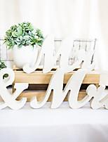 economico -di legno N / D Decorazioni Cerimonia - Matrimonio Matrimonio