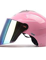 abordables -YEMA 327 Casque Bol Adultes Unisexe Casque de moto Antichoc / Anti UV / Coupe-vent