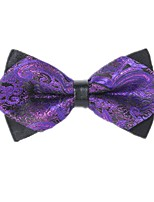 cheap -Unisex Party / Basic Bow Tie - Color Block / Paisley Bow