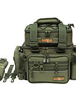 abordables -Caja de pesca Caja de equipamiento Fácil de llevar / Genérico Nailon 28 cm*30 cm / Caza y Pesca Bolsa
