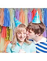 abordables -Mariage / Soirée / Fête Papier pur Décorations de Mariage Thème jardin / Mariage / Famille Toutes les Saisons
