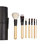 cheap -9pcs Makeup Brushes Professional Makeup Brush Set Nylon fiber Eco-friendly / Soft Bamboo