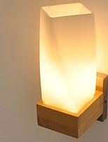 Недорогие -Водонепроницаемый Античный Настенные светильники Гостиная Дерево / бамбук настенный светильник 220-240Вольт 40 W
