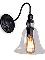 baratos -Novo Design / Criativo Rústico / Campestre / Moderno / Contemporâneo Luminárias de parede Sala de Jantar / Lojas / Cafés Metal Luz de parede 220-240V 40 W