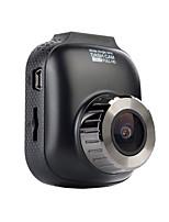 abordables -600MQYC 720p / 1080p Mini DVR del coche 170 Grados Gran angular ≤2.5 pulgada Dash Cam con G-Sensor No Registrador de coche