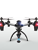 cheap -RC Drone R9 RTF 4CH 6 Axis 2.4G With HD Camera 2.0MP 720P RC Quadcopter Headless Mode / 360°Rolling / Access Real-Time Footage RC Quadcopter / Remote Controller / Transmmitter / Camera / 90 Degree